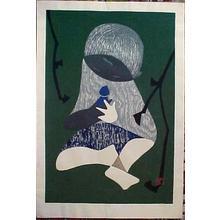 河野薫: Conversation- Oban - Japanese Art Open Database