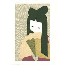 Kawano Kaoru: Fan - Japanese Art Open Database