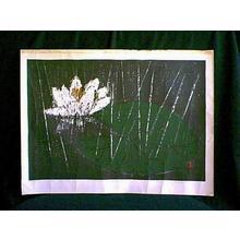 Kawano Kaoru: Quiet Rain (B)- LE - Japanese Art Open Database