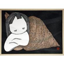 河野薫: Shell- oban - Japanese Art Open Database