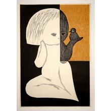 河野薫: Small Bird - oban - Japanese Art Open Database