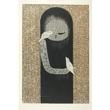 Kawano Kaoru: Small Birds — 小鳥 - Japanese Art Open Database