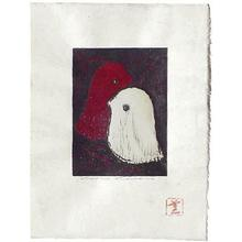 Kawano Kaoru: Unknown, Love birds - Japanese Art Open Database