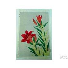 Kawarazaki Shodo: Flowers 3 - Japanese Art Open Database
