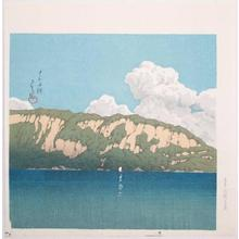 Kawase Hasui: Lake Towada - Japanese Art Open Database
