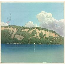 Kawase Hasui: Lake Towada - Japanese Art Open Database