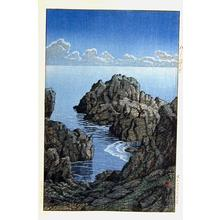 Kawase Hasui: Hachinohe Fukakuho - Japanese Art Open Database
