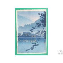 Kawase Hasui: Nikko Yumoto Onsen - Japanese Art Open Database