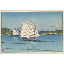Kawase Hasui: Inland Sea - Japanese Art Open Database