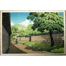 Kawase Hasui: Nara - Japanese Art Open Database