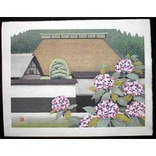 Kawashima Tatsuo: Early Summer - Japanese Art Open Database