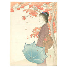 Takeuchi Keishu: Brocade of Autumn - Japanese Art Open Database