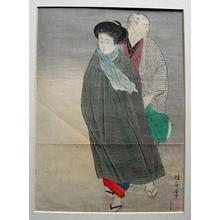 Takeuchi Keishu: Chira Chira — ちらちら - Japanese Art Open Database