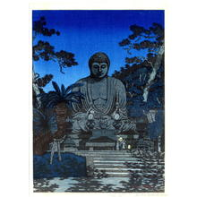 Keith Elizabeth: Kamakura Daibutsu - Japanese Art Open Database
