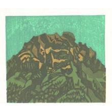 北岡文雄: Mountain - Japanese Art Open Database