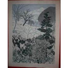 北岡文雄: SNOW SCENE - Japanese Art Open Database