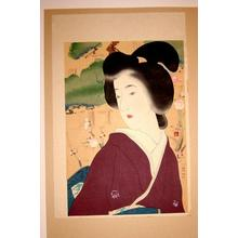 鏑木清方: Shunshou - Japanese Art Open Database