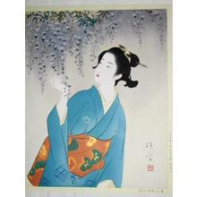 鏑木清方: Yukari no hana — 由縁の花 - Japanese Art Open Database