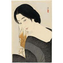 Kiyoshi Kobayakawa: After the Bath — 湯上がり - Japanese Art Open Database