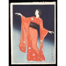 Kiyoshi Kobayakawa: Odori (Dance) - Japanese Art Open Database