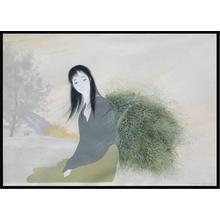 Kiyoshi Nakajima: Field — 野辺 - Japanese Art Open Database
