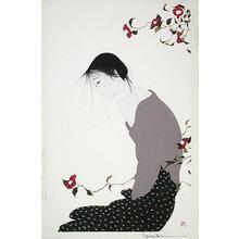 Kiyoshi Nakajima: Kaze no Kahori — 風のかほり - Japanese Art Open Database