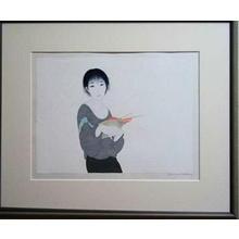 Kiyoshi Nakajima: Misty Dream — 夢がすみ - Japanese Art Open Database