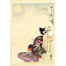 小林清親: August - Japanese Art Open Database