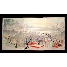Kobayashi Kiyochika: January - Japanese Art Open Database