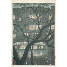 Konen Uehara: Datonbaris in Osaka - Japanese Art Open Database