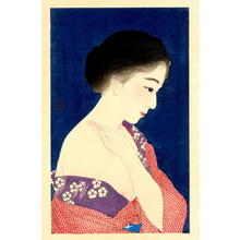鳥居言人: Make-up — 化粧 - Japanese Art Open Database