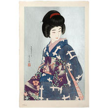 Torii Kotondo: Sash- Obi- V2 - Japanese Art Open Database