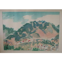 Kotozuka Eiichi: Mt. Rokko - Japanese Art Open Database