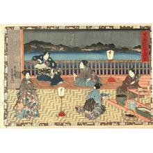 歌川国貞: Kashi - Japanese Art Open Database