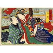Utagawa Kunisada: Shunga - Japanese Art Open Database