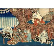 Utagawa Kunisada: The Priest - Japanese Art Open Database