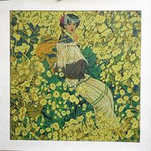 Lu Runeng: May - Japanese Art Open Database