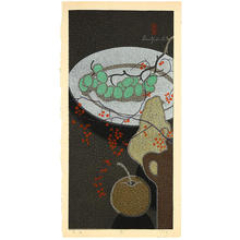 Mabuchi Toru: Fruits - Japanese Art Open Database