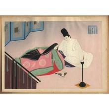 Masao Ebina: Mistletoe - Japanese Art Open Database