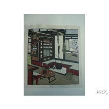 Mikumo: Inside house - Japanese Art Open Database