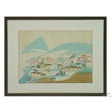 Mikumo: Unknown, town - Japanese Art Open Database