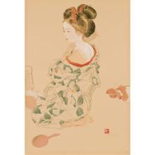 Miyamoto Saburo: Okoshirae — おこしらえ - Japanese Art Open Database