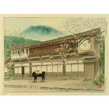 Mori Masamoto: Masugata Tea Shop - Japanese Art Open Database