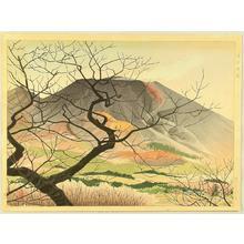 Mori Masamoto: Mount Asama - Japanese Art Open Database