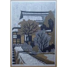 朝井清: The Warm Day - Japanese Art Open Database