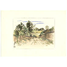 Nakazawa Hiromitsu: Todai-ji Temple - Japanese Art Open Database