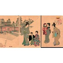 渡辺延一: Shichi-Go-San - Japanese Art Open Database