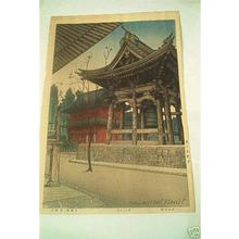 Nouet Noel: Ikegami Honmonji - Japanese Art Open Database