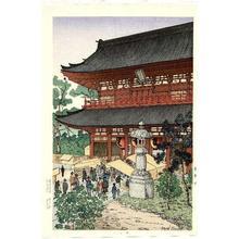 Nouet Noel: Asakusa Temple — 浅草寺 - Japanese Art Open Database