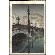 Nouet Noel: Nihonbashi Bridge - Japanese Art Open Database